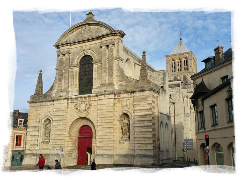 Photographie de l'Abbaye Abbatiale de la Sainte-Trinité