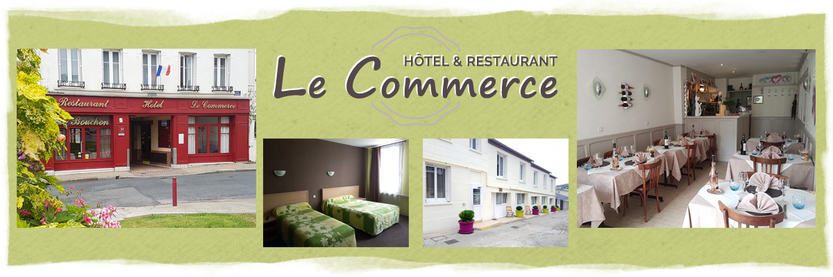 Photographies de l'Hôtel Restaurant Le Commerce à Fécamp
