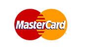 Paiement par Carte Mastercard accepté